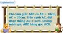 Bài 38 trang 92 SBT toán 8 tập 2