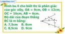 Bài 6.1 phần bài tập bổ sung trang 92 SBT toán 8 tập 2