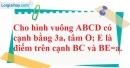 Bài 2.58 trang 105 SBT hình học 10