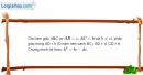 Bài 2.59 trang 105 SBT hình học 10