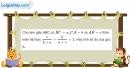 Bài 2.60 trang 105 SBT hình học 10