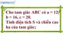 Bài 2.63 trang 105 SBT hình học 10