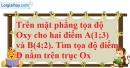 Bài 2.66 trang 106 SBT hình học 10