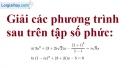 Bài 4.37 trang 208 SBT giải tích 12