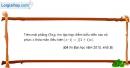Bài 4.43 trang 208 SBT giải tích 12
