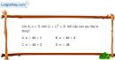 Bài 4.49 trang 209 SBT giải tích 12