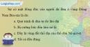 Bài 6 trang 96 vở bài tập Địa lí 7
