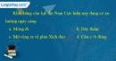 Bài 5 trang 102 vở bài tập Địa lí 7
