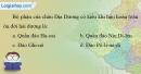 Bài 6 trang 104 vở bài tập Địa lí 7