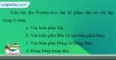 Bài 3 trang 106 vở bài tập Địa lí 7