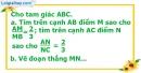 Bài 51 trang 97 SBT toán 8 tập 2