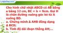 Bài 53 trang 97 SBT toán 8 tập 2