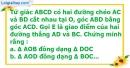 Bài 54 trang 97 SBT toán 8 tập 2