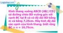 Bài 7.2 phần bài tập bổ sung trang 94 SBT toán 8 tập 2