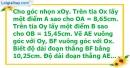 Bài 8.1 phần bài tập bổ sung trang 96 SBT toán 8 tập 2