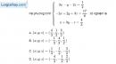 Bài 3.36 trang 75 SBT đại số 10