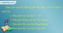 Bài 4 trang 111 vở bài tập Địa lí 7
