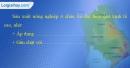 Bài 1 trang 117 vở bài tập Địa lí 7