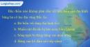Bài 4 trang 120 vở bài tập Địa lí 7