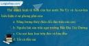 Bài 6 trang 121 vở bài tập Địa lí 7