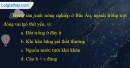 Bài 7 trang 121 vở bài tập Địa lí 7
