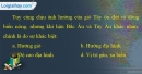 Bài 4 trang 122 vở bài tập Địa lí 7
