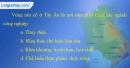 Bài 7 trang 123 vở bài tập Địa lí 7