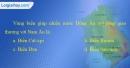 Bài 5 trang 126 vở bài tập Địa lí 7
