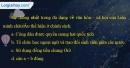 Bài 6 trang 129 vở bài tập Địa lí 7