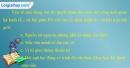Bài 7 trang 129 vở bài tập Địa lí 7
