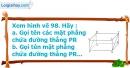 Bài 2 trang 132 SBT toán 8 tập 2