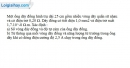 Bài 25.8 trang 63 SBT Vật Lí 11
