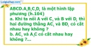 Bài 10 trang 134 SBT toán 8 tập 2
