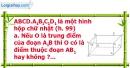 Bài 3 trang 132 SBT toán 8 tập 2