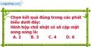 Bài 6 trang 133 SBT toán 8 tập 2