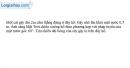Bài VI.8 trang 76 SBT Vật Lí 11