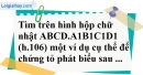 Bài 12 trang 134 SBT toán 8 tập 2