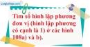 Bài 14 trang 135 SBT toán 8 tập 2