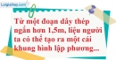 Bài 15 trang 135 SBT toán 8 tập 2