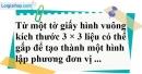 Bài 20 trang 136 SBT toán 8 tập 2