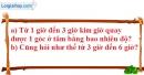 Bài 1 trang 99 SBT toán 9 tập 2