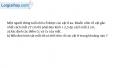 Bài 31.15 trang 88 SBT Vật lý 11