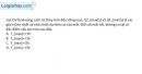 Bài 31.2 trang 86 SBT Vật lý 11