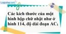 Bài 22 trang 137 SBT toán 8 tập 2