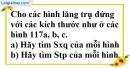 Bài 25 trang 138 SBT toán 8 tập 2