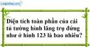 Bài 33 trang 141 SBT toán 8 tập 2