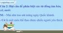 B. Hoạt động thực hành - Bài 5C: Tìm hiểu về từ đồng âm