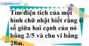 Bài 56 trang 30 sgk toán 7 tập 1