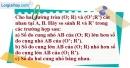 Bài 6 trang 99 SBT toán 9 tập 2