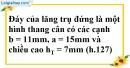 Bài 37 trang 142 SBT toán 8 tập 2